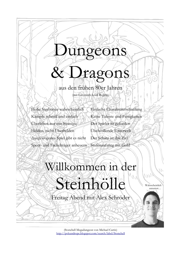 Stonehell Flyer (German)