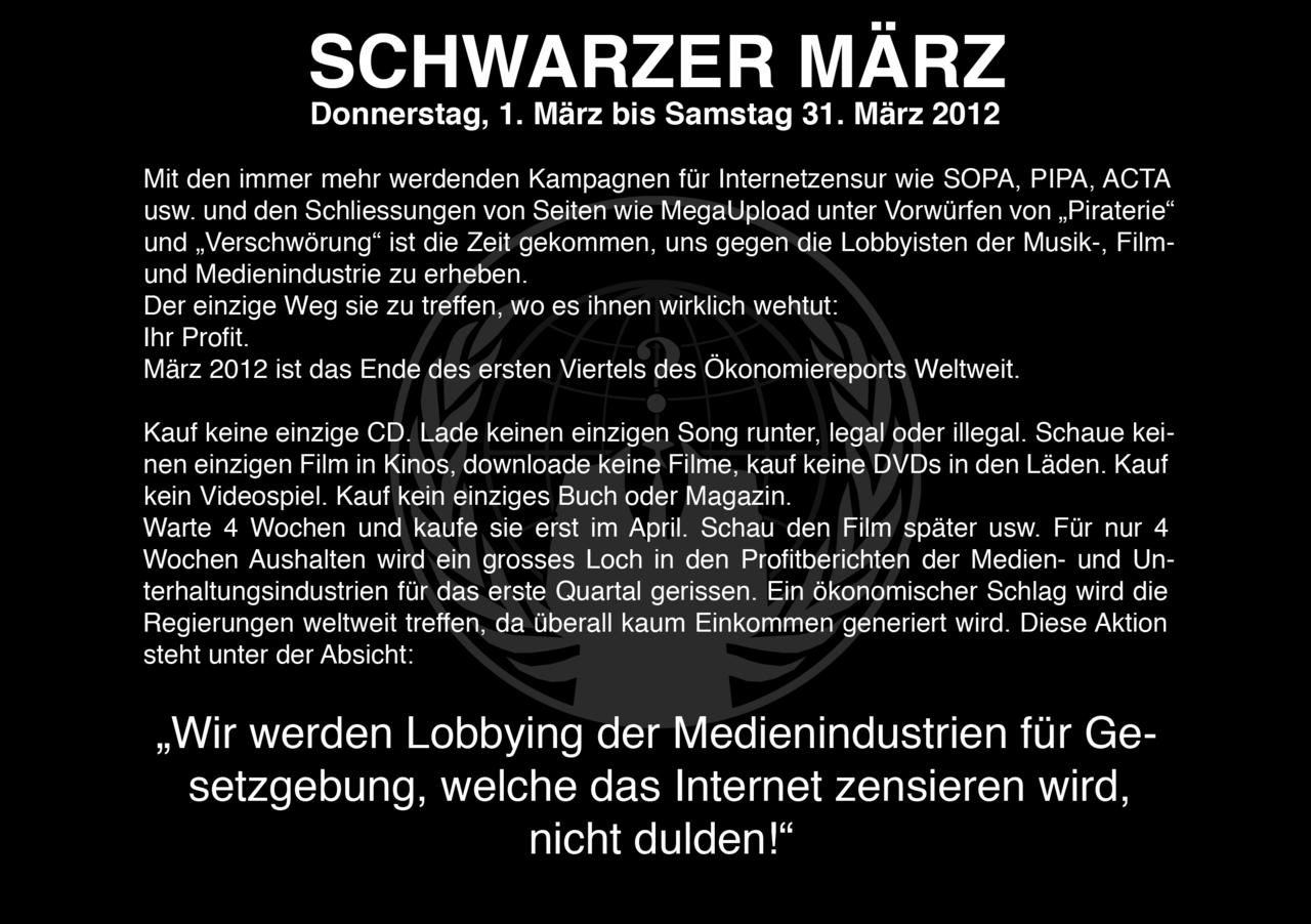 Anonymous Swiss