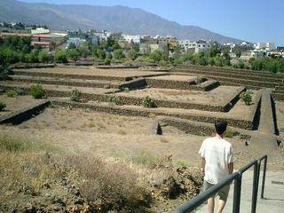 The pyramids of Güimar