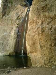This is the waterfall!