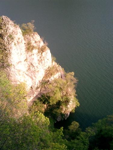 Da unten wäre der Rückweg viel toller gewesen!!
