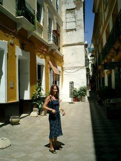 In Sevilla!
