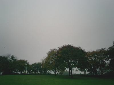 Park bei der Kornhausbrücke, Herbst 2005,