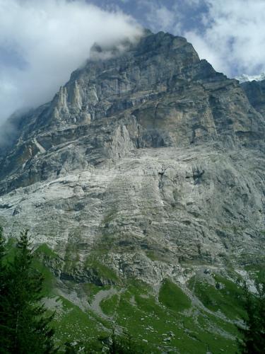 Blick von der Grossen Scheidegg auf das Wetterhorn