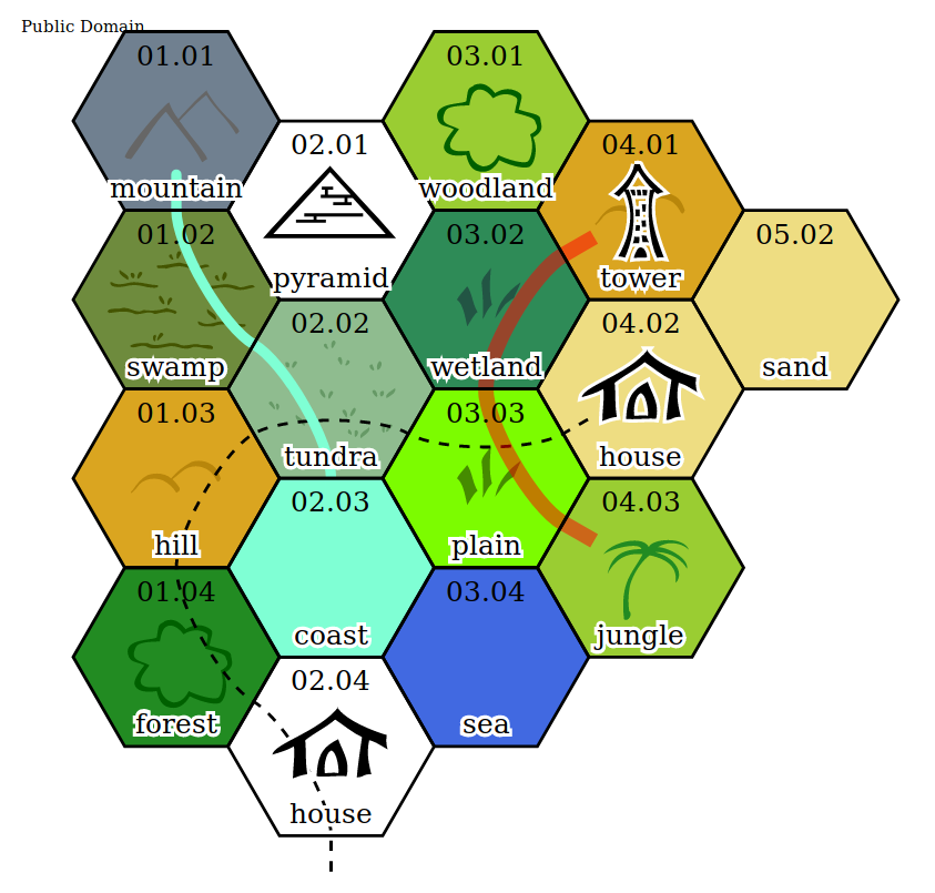 Hex Map