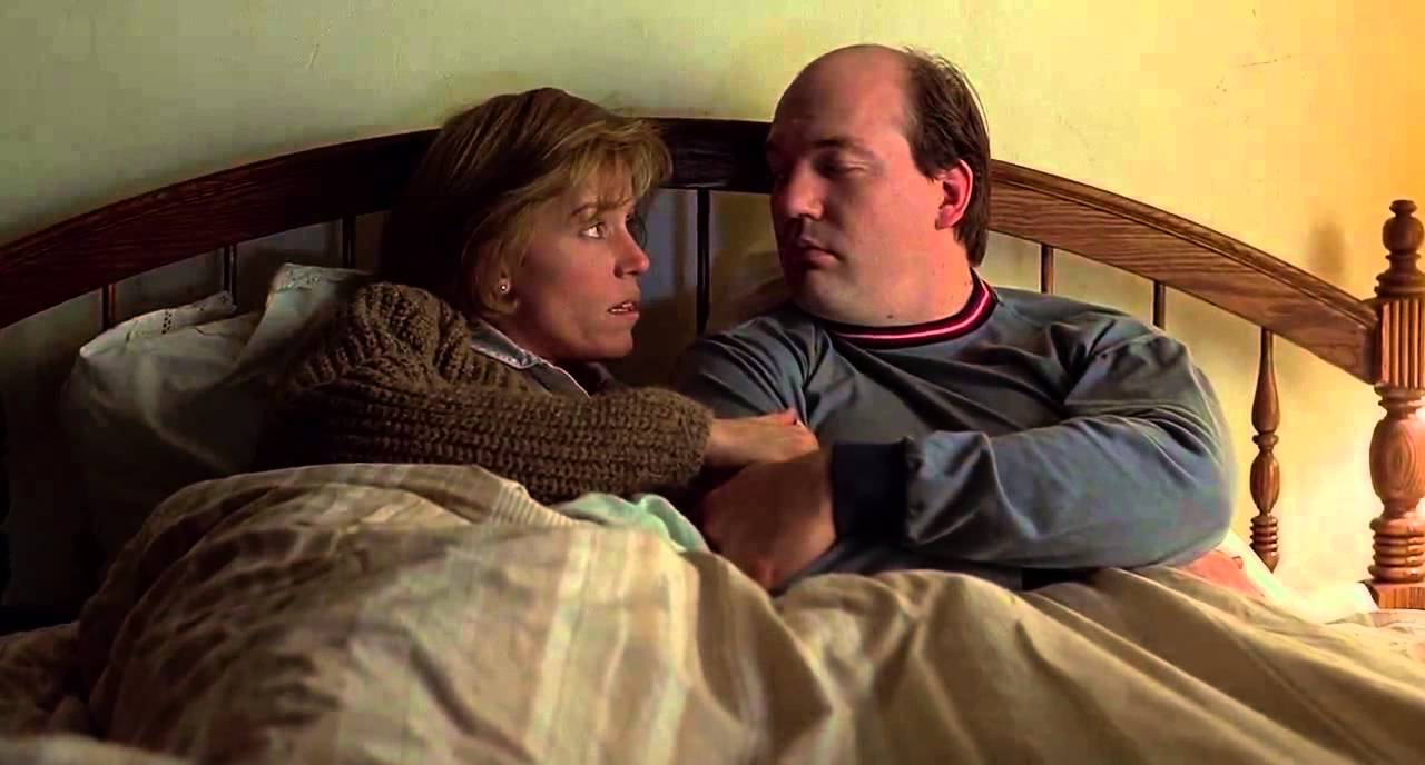 Final scene from Fargo