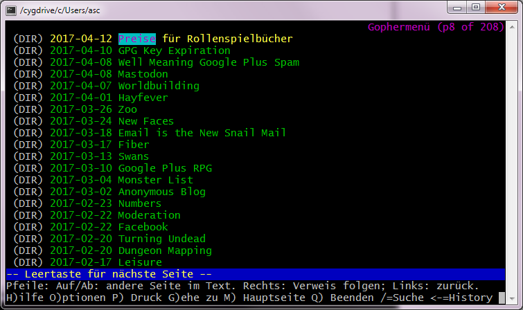 Search returns selector with Umlaut